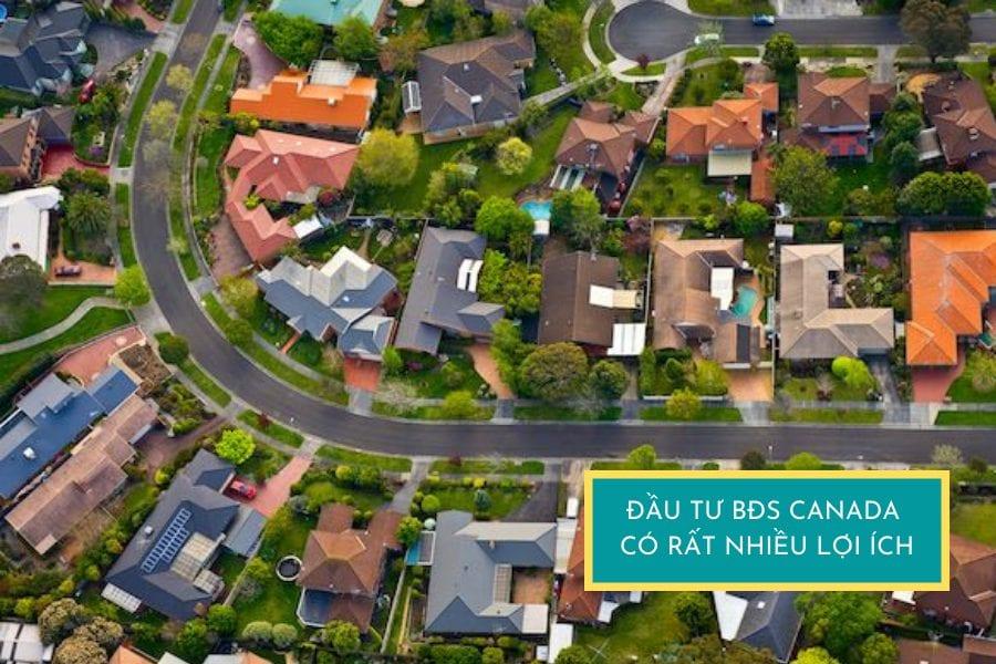 nhà ở Canada, bất động sản canada, bđs canada
