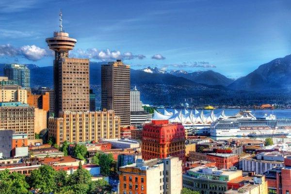 khí hậu vancouver canada, khí hậu vancouver, khí hậu ở vancouver canada