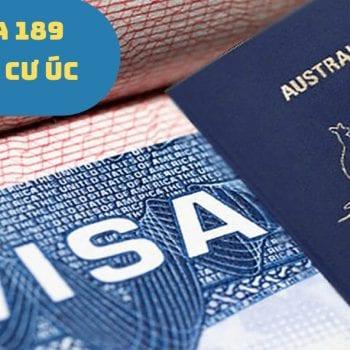 visa 189, visa 189 úc, visa 189 là gì, visa 189 úc là gì, visa 189 của úc