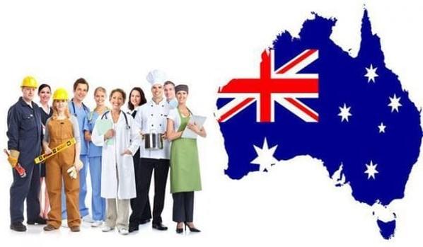 Lao động phổ thông Úc