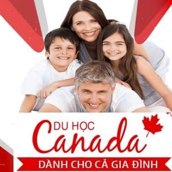 du học canada mang theo gia đình, du học canada có được mang theo người thân, du học canada bảo lãnh vợ chồng, du hoc canada mang theo con, du học canada có người thân đi cùng, du học canada kèm người thân